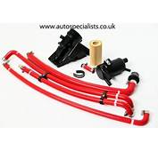 Auto Specialists  AS Performance 2 Pce Breather System