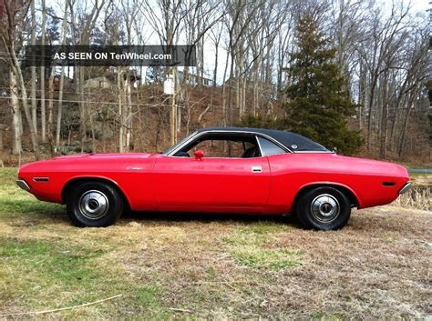 special edition dodge challenger 1970 dodge challenger special edition or se