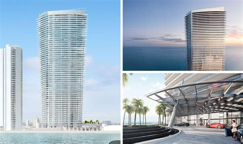 residences  armani casa luxury oceanfront condos  sunny isles beach florida