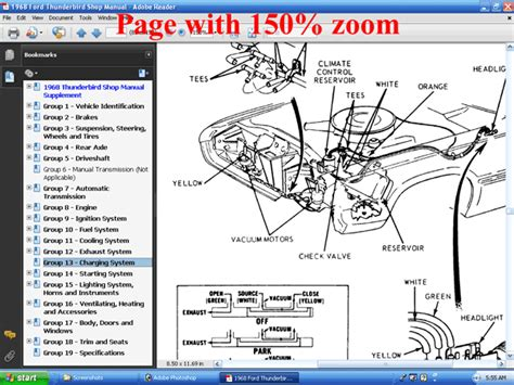 car engine repair manual 1968 ford mustang free book repair manuals 1960 thunderbird dash wiring diagram get free image about wiring diagram