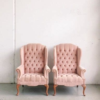 blush pink decor blush pink vintage chairs parisian home decor inspiration