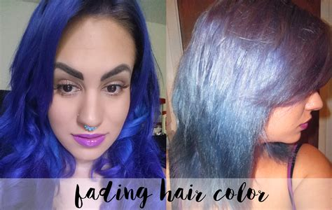 faded colour hairstyles how to fade haircolor fast tiny moon