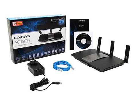Linksys Ea6900 Ac1900 Smart Wi Fi Dual Band Router Diskon linksys ea6900 ac1900 smart wi fi dual band router 100