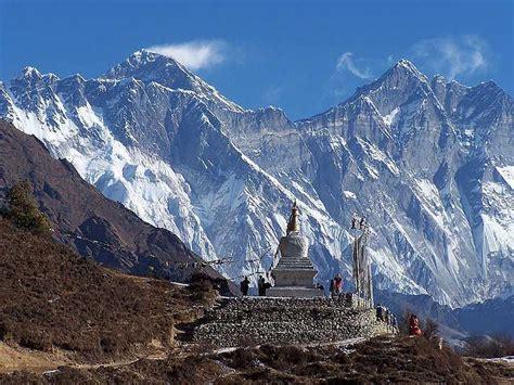 sagarmatha national park tourism  nepal top