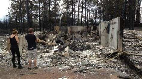 house burnt down after enduring katrina colorado woman must rebuild after wildfire cnn