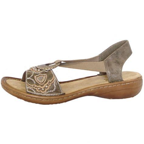 summer sandal boots rieker vesur comfortable summer sandals in grey
