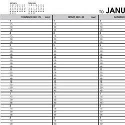 hourly appointment calendar template weekly appointment calendar calendar template 2016