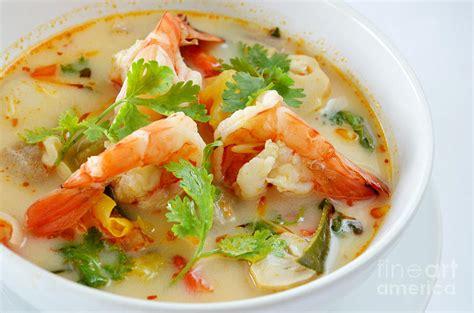 Tom Yum Goong tom yum goong thai food photograph by rakratchada torsap
