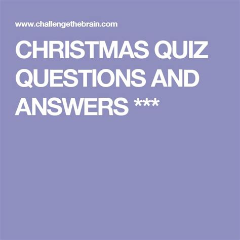 quiz questions nz the 25 best christmas quiz questions ideas on pinterest