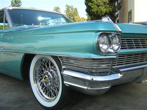 Cadillac Wire Rims by Kelsey Cadillac Wheels