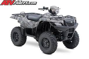 Suzuki King Atv 2014 Suzuki Kingquad Utility Atv Models