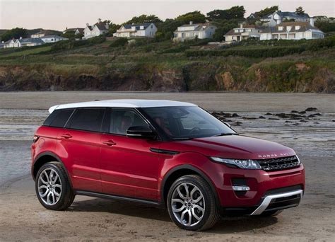 2012 land rover range rover evoque quality review the