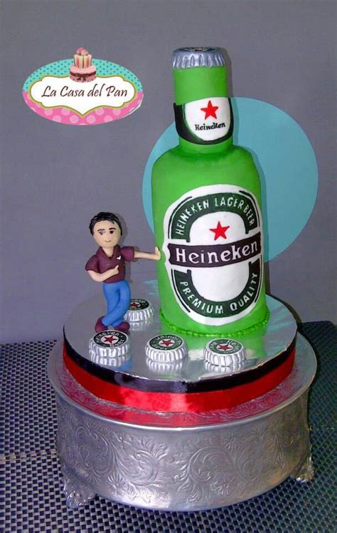 heineken cake heineken cake birthday cakes heineken