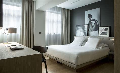 modern hotel bedroom hotel le cinq codet wallpaper