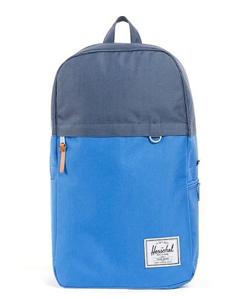 Herschel Tas V D herschel tas varsity backpack cobalt navy