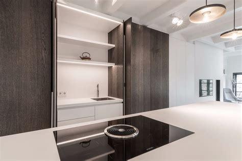design concept less is more minimalist design transforms amsterdam apartment into
