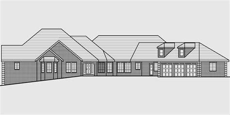 luxury brick house plans structural brick house design private master suite bonus room