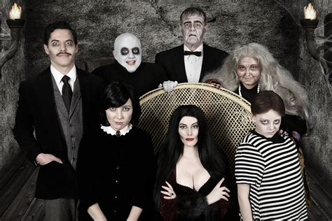 addams family centre stage gets spooky and kooky with the addams family