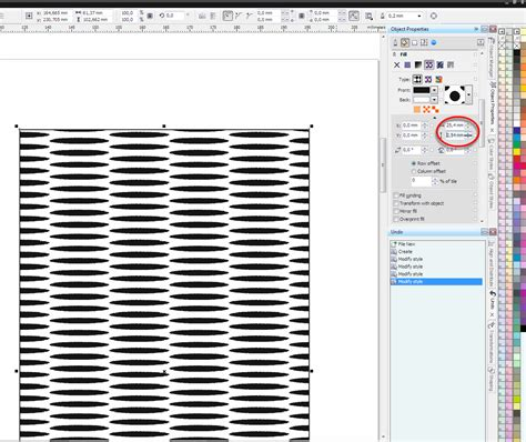 pattern fill corel x7 improve patterns mesh and other obsolete functionality
