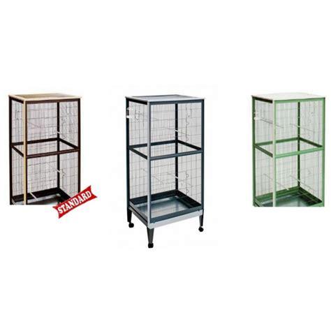 rete zincata per gabbie gabbia voliera zincata per uccelli damo 510 tetto piatto a