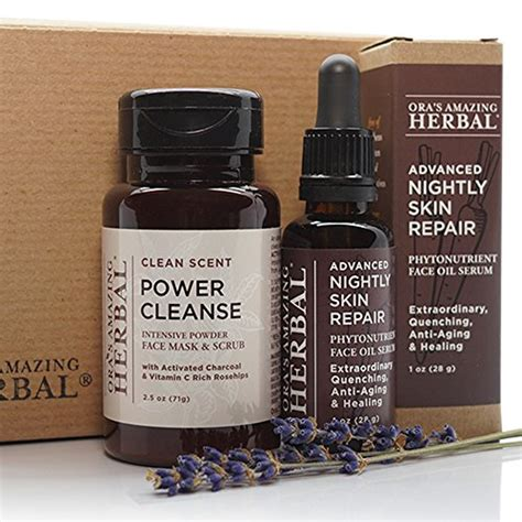 Pici Power Cleanser Detox best skincare set out of top 20