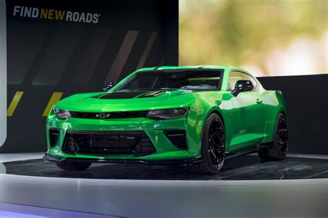 2018 camaro changes updates new features gm authority