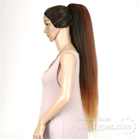 ponytail perm sensationnel synthetic ponytail instant pony natural