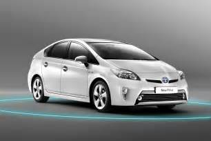 What Is Toyota Prius Facelifted 2012 Toyota Prius Quietly Makes World Premiere