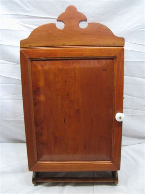 In Wall Spice Cabinet Antique Wooden Bathroom Medicine Wall Kitchen Spice