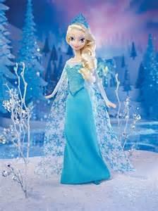 disney elza elsa lalka krainy lodu frozen zabawki lalki maskotki ulubiony bohater