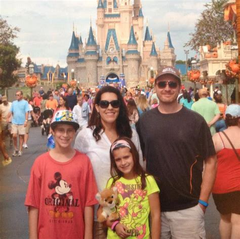 Family Crossings The Happiest Family Place by The Happiest Place On Earth And Maybe Even Outerspace
