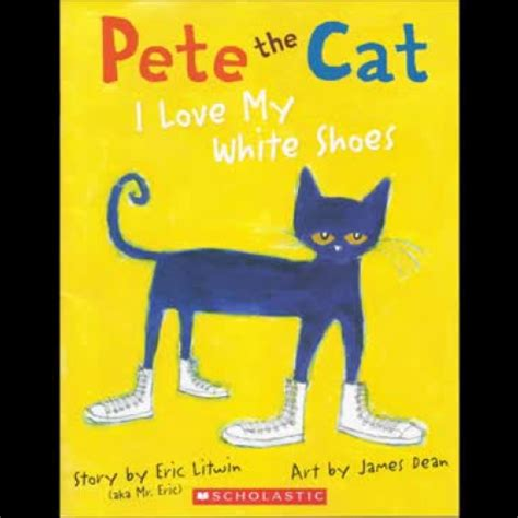 pete the cat i my white shoes teachertube