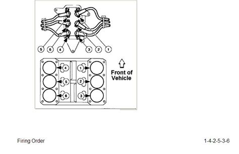 1997 ford expedition firing order diagram ford auto