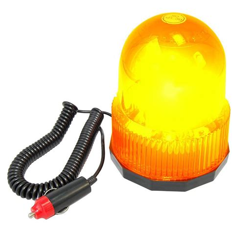 magnetic strobe lights hqrp magnetic emergency strobe light mini bar dome beacon flash warning ebay