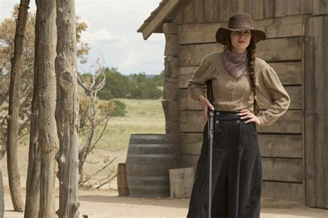 cowboy film netflix michelle dockery stars in netflix s new series godless