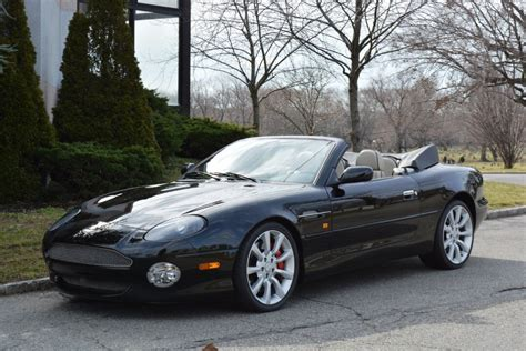 db7 volante for sale 2003 aston martin db7 vantage volante stock 20930 for