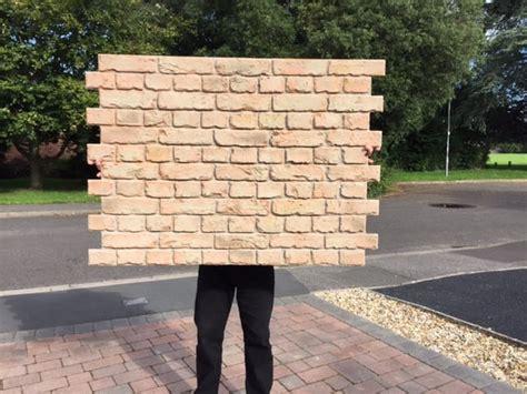 brick effect panels brick clad