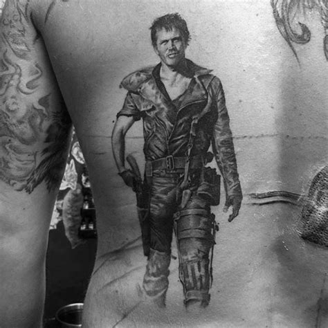 mad max tattoo 50 mad max designs for fury road ideas
