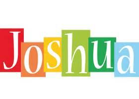 joshua logo name logo generator smoothie summer