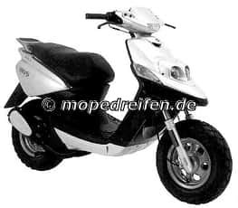 Motorradreifen 125ccm by Motorradreifen F 252 R Yamaha Motorr 228 Der