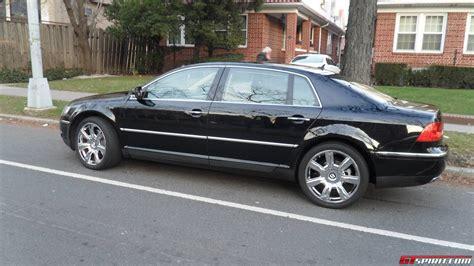 bentley volkswagen overkill volkswagen phaeton bentley conversion