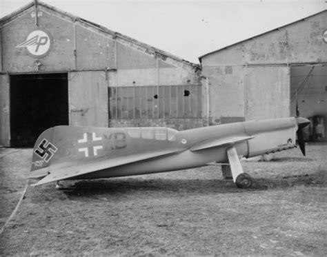 alarmstart the german fighter 5 strangest photos of experimental world war ii aircraft