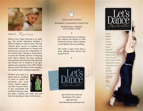 Marina Lisser   Dance Education   Dances Taught   Let's
