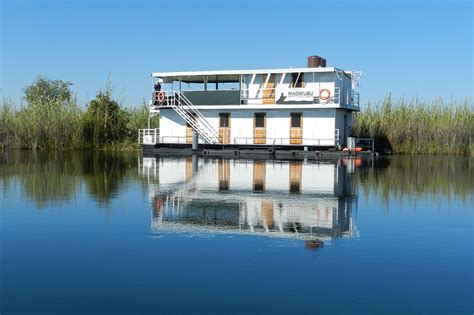 what is a house boat okavango delta by houseboat what to expect peregrine