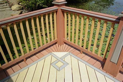 design pattern rails wow details decking and railing patterns wow decks