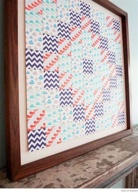 Paper Quilt Craft - paper quilt crafts and diy
