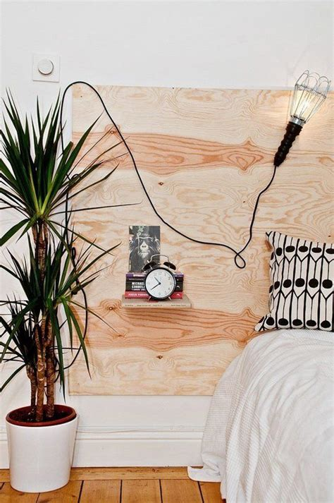 A Headboard Out Of Plywood by 25 Best Ideas About Plywood Headboard On