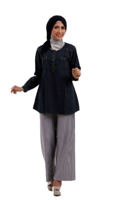 Baju Muslim Faridah Baju Lebaran 2017 Model Atasan Wanita 32 model baju muslim atasan untuk ibu terbaru 2018 model baju muslim terbaru 2018