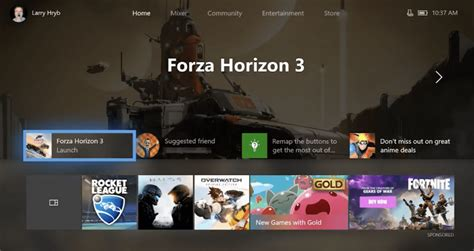 one update the xbox one fall update is now available for