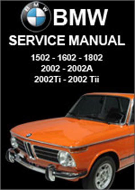 bmw service manuals download pdf